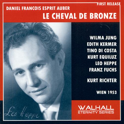 Le Cheval de Bronze (Das eherne Pferd) 2 CDs