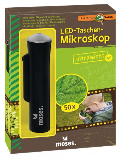 LED-Taschen-Mikroskop