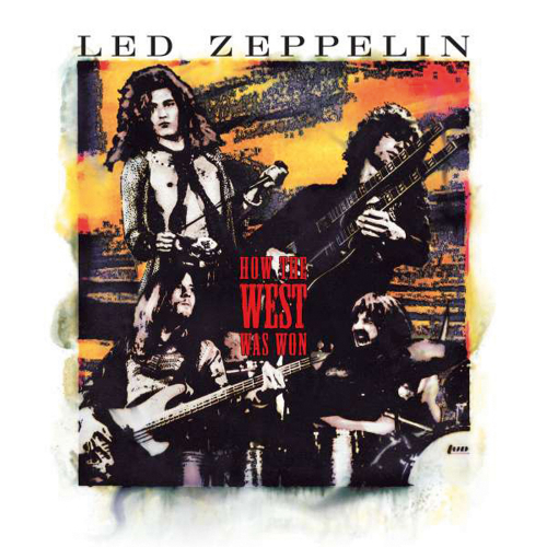 Led Zeppelin. How The West Was Won. 3 CDs.
