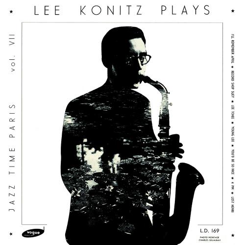 Lee Konitz Plays. CD.