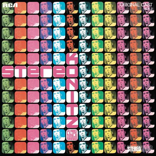 Lee Konitz. Stereokonitz. CD.
