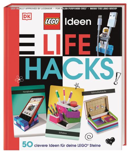 Lego Ideen Lifehacks. 50 clevere Ideen für deine Lego Steine.