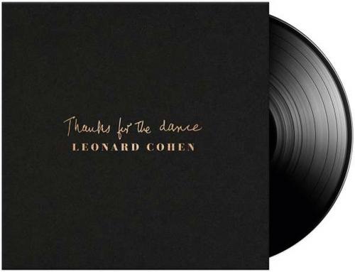 Leonard Cohen. Thanks For The Dance. LP.