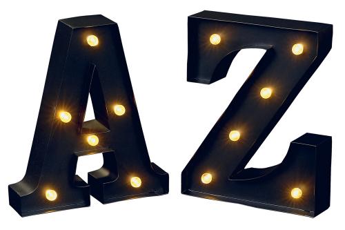 Leuchtbuchstaben klein