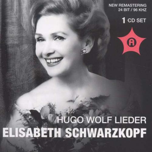 Lieder von Hugo Wolf CD