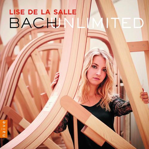 Lise de la Salle. Bach unlimited. CD.