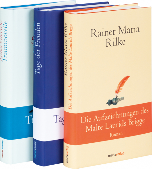 Literatur der Klassischen Moderne. 3 Bände im Set.