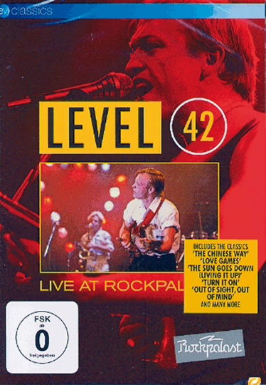 Live at Rockpalast 1983 DVD