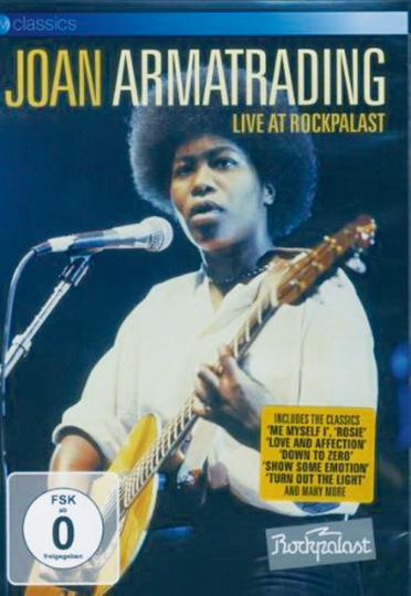 Live at Rockpalast - WDR Studio L Köln 1979 und Grugahalle Essen 1980 DVD