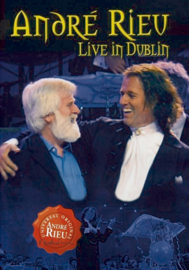 Live in Dublin DVD