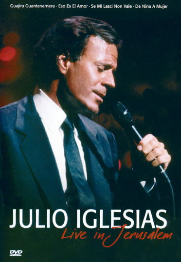 Live in Jerusalem DVD