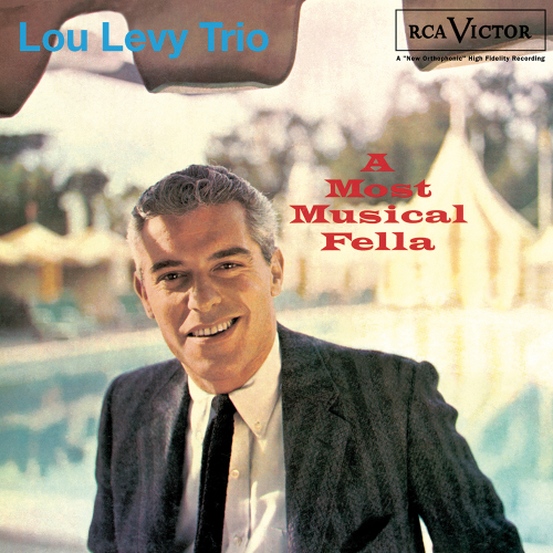 Lou Levy. A Most Musical Fella. CD.