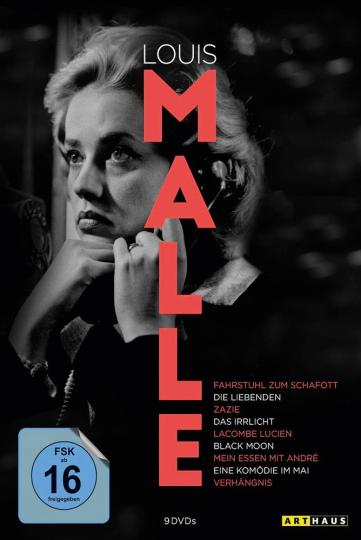 Louis Malle Edition. 9 DVDs.