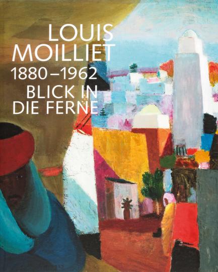 Louis Moilliet 1880 - 1962. Blick in die Ferne.