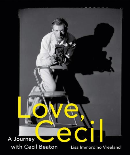 Love, Cecil. A Journey with Cecil Beaton. Eine Reise mit Cecil Beaton.