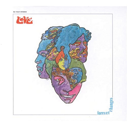 Love. Forever Changes (Expanded & Remastered). CD.