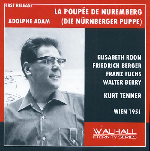 L' Poupée de Nuremberg (Die Nürnberger Puppe) CD
