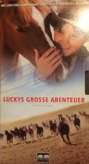 Luckys grosse Abenteuer VHS