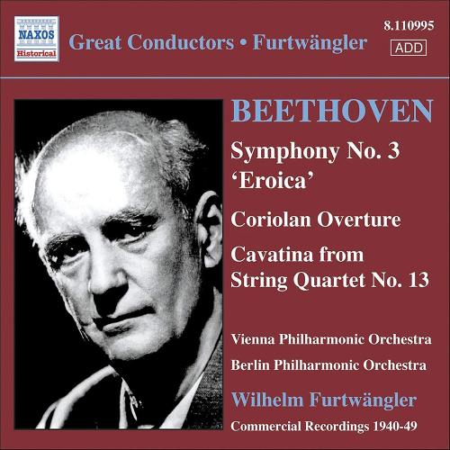 Ludwig van Beethoven: Symphonie Nr. 3 CD