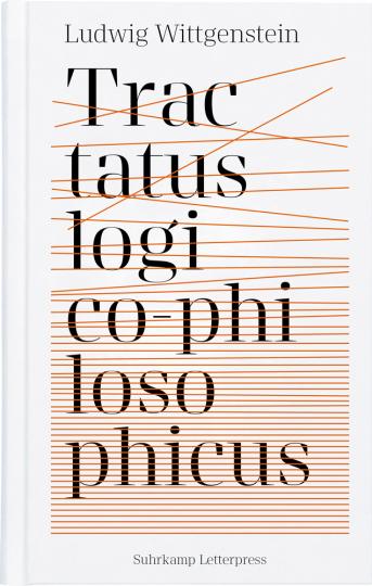 Ludwig Wittgenstein. Tractatus logico-philosophicus. Logisch-philosophische Abhandlung.