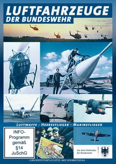 Luftfahrzeuge der Bundeswehr DVD