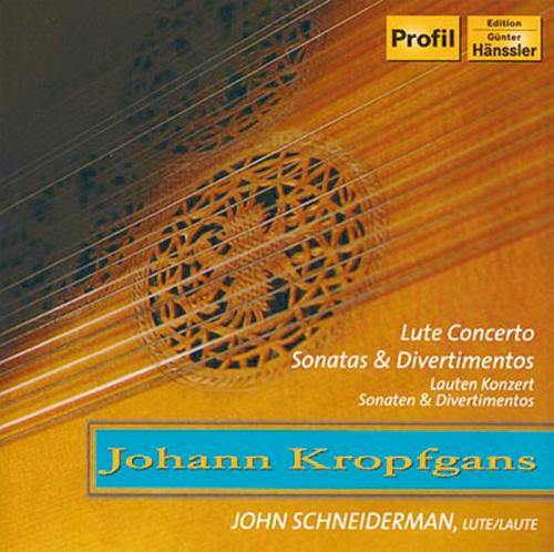 Lute Concerto CD