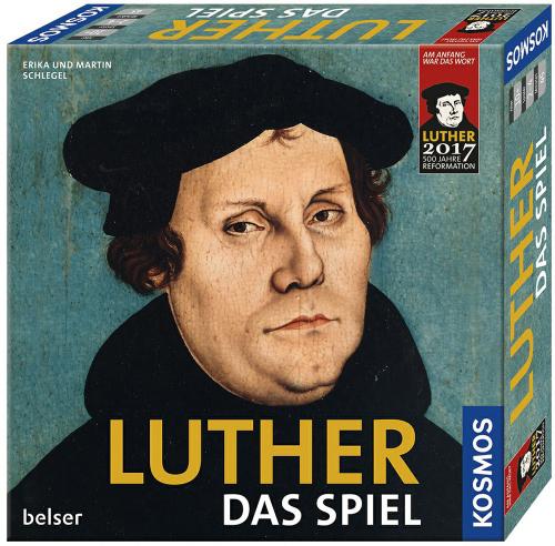 Luther. Das Spiel.