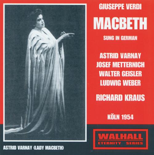 Macbeth 2 CDs
