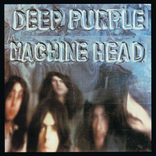 Deep Purple. Machine head. CD.