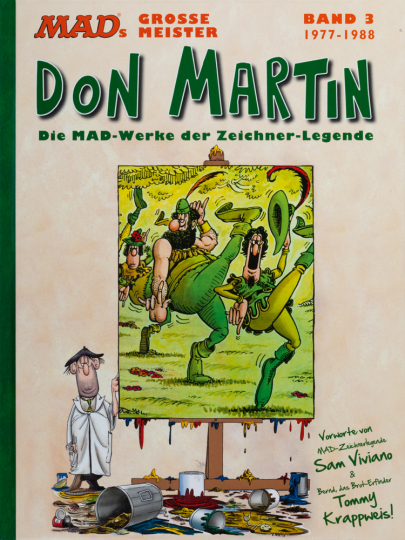 MADs große Meister. Don Martin. Bd. 3: 1977-1988.