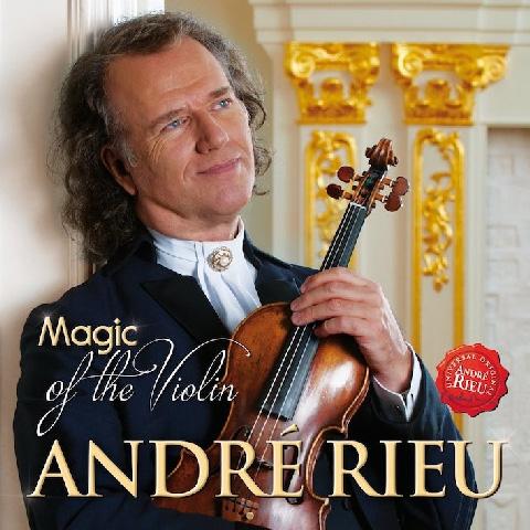 Magic of the Violin CD