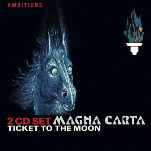 Magna Carta. Ticket To The Moon. 2 CDs.