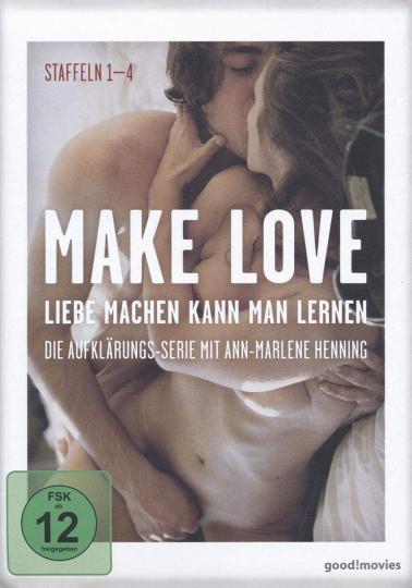 Make Love. Staffeln 1-4. 4 DVDs