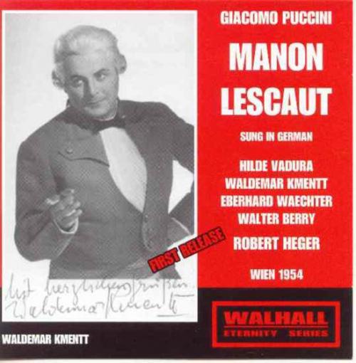 Manon Lescaut 2 CDs