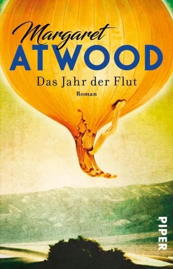 Margaret Atwood. Das Jahr der Flut. Roman.