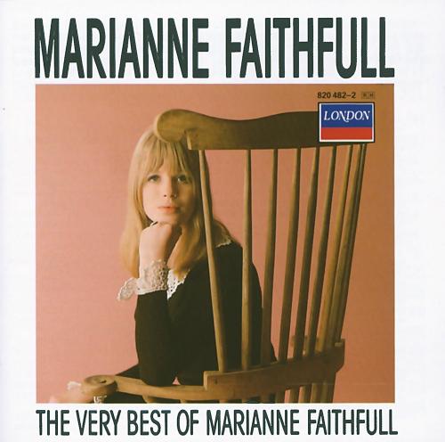 Marianne Faithfull. The Very Best Of Marianne Faithfull. CD.