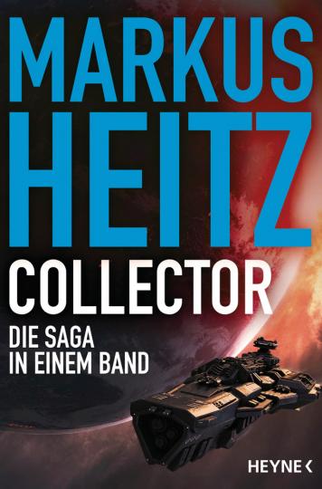 Markus Heitz. Collector. Die Saga in einem Band.
