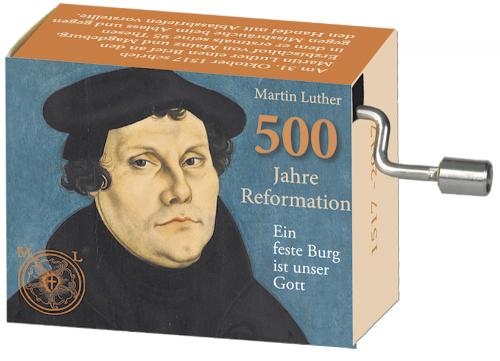 Martin Luther Ein feste Burg