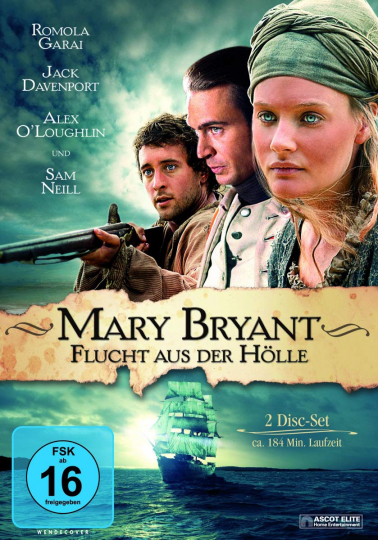 Mary Bryant 2 DVDs