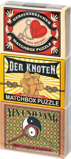 Matchbox Triple Set Herz.