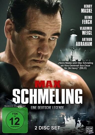 Max Schmeling 2 DVDs