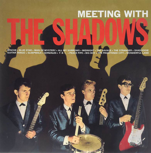 Meeting with The Shadows LP