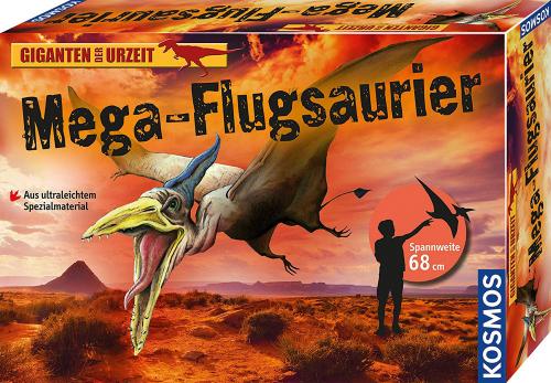 Giganten der Urzeit. Mega-Flugsaurier.