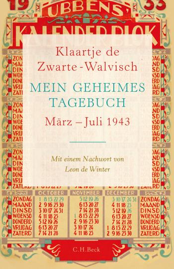 Mein geheimes Tagebuch. März - Juli 1943.