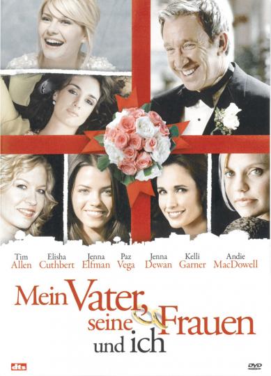 Mein Vater, seine Frauen und ich DVD
