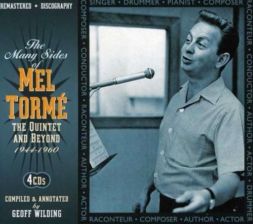Mel Tormé. The Quintet And Beyond. 4 CDs.