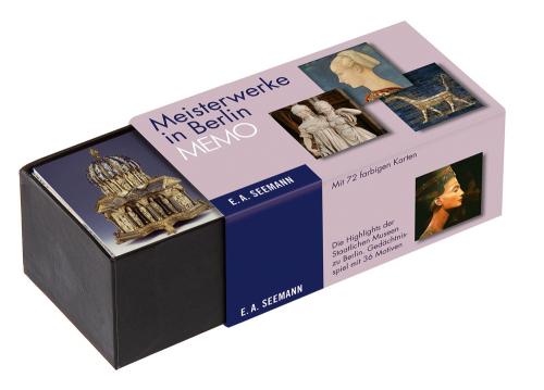 Memory Meisterwerke in Berlin. Die Highlights aus den Staatlichen Museen zu Berlin.
