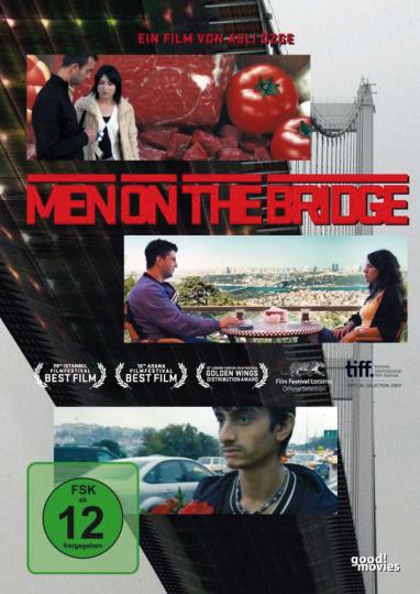 Men on the Bridge. Dokumentation. DVD.