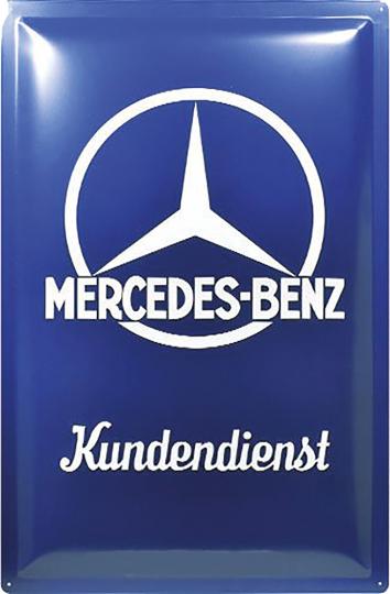 Mercedes Benz - Kundendienst