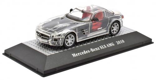 Mercedes SLS - Modell 1:43